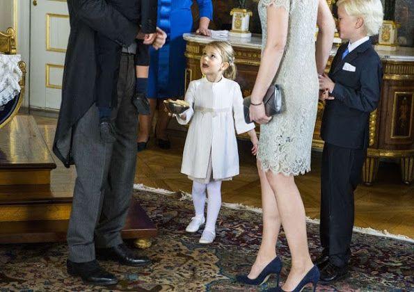 Princess Estelle of Sweden; Crown Princess Victoria of Sweden
