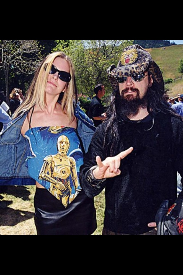 Rob Zombie and wife Sharon Moon | People | Rob Zombie ...