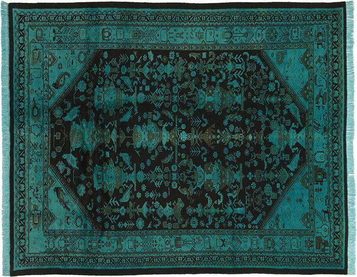 Die besten 25+ Vintage teppiche Ideen auf Pinterest Boho-Teppich - teppich wohnzimmer grun