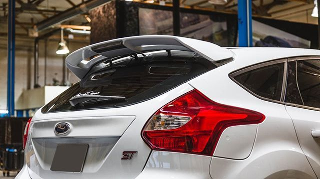 New Product Agencypower Rear Spoiler Risers In Aluminum For Ford