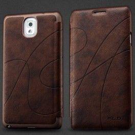 Etui de protection design avec porte carte bancaire pour Samsung Galaxy Note 3