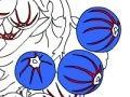 Игра Детские раскраски: Цветы и ягоды (Kid's coloring: Flowers and Berries) онлайн. Дорогие детки, в лесу с наступление весны становится незабываемо красиво, ведь на всех деревьях появляются почки, ко