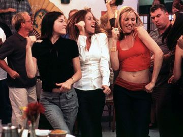 the sweetest thing - This movie never gets old.  Songs are so awesome, you want to sing a long.