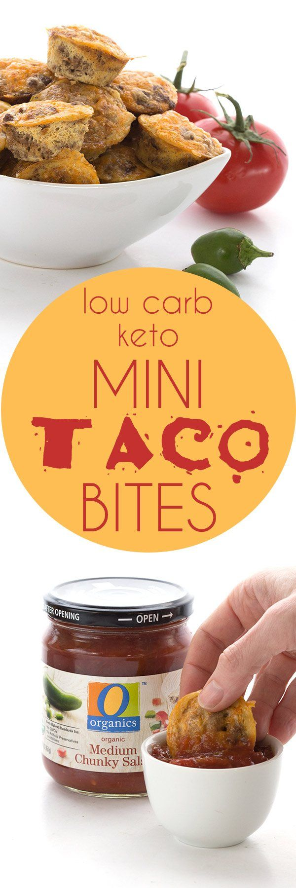 Mini Taco Bites via @dreamaboutfood