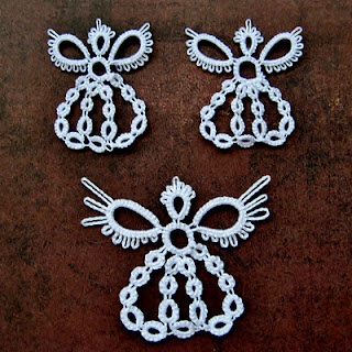 59 Best Tatting Angels Images On Pinterest Tatting Lace