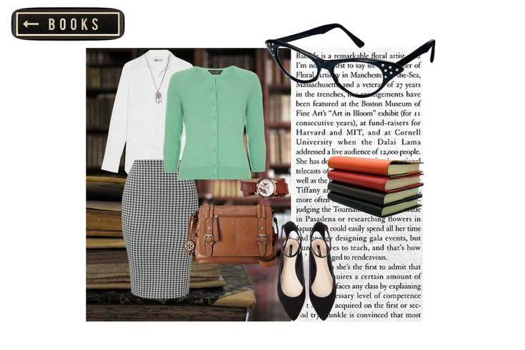 Get the Look: the Sexy Librarian #SelectSpecs