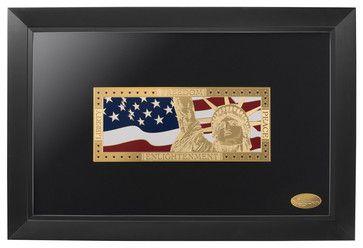 Liberty By Vahaz Gold Art & Gifts - transitional - Fine Art Prints - Vahaz Gold Art