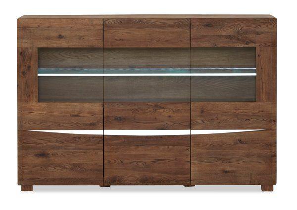 Sideboards und Kommoden Primus Highboard mit LED #möbel
