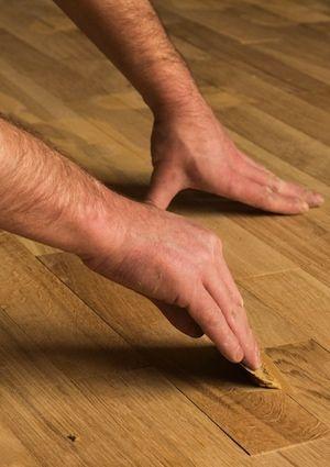 How to Fill Nail Holes