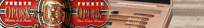Arturo Fuente Opus X. The pinnacle of cigars. Even rivals Cubans, so I here.