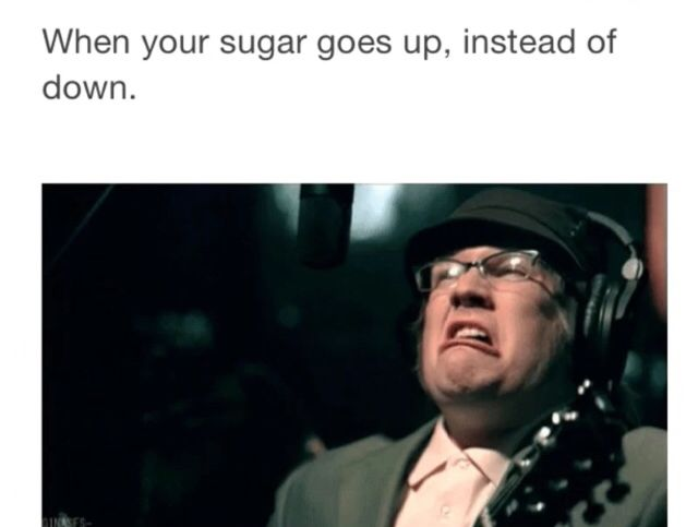 Wat | When your sugar goes up instead of down | Patrick Stump | Fall Out Boy | tumblr