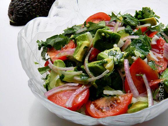 Cum mereu am spus,salatele nu trebuie sa lipseasca sub nicio forma din meniul …