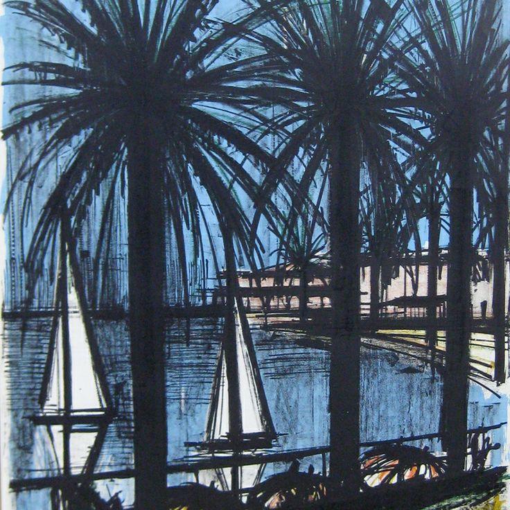 絵画販売eギャラリー・オークション 関西の画商が選んだ優良な絵画を販売 » ビュッフェ/カンヌ