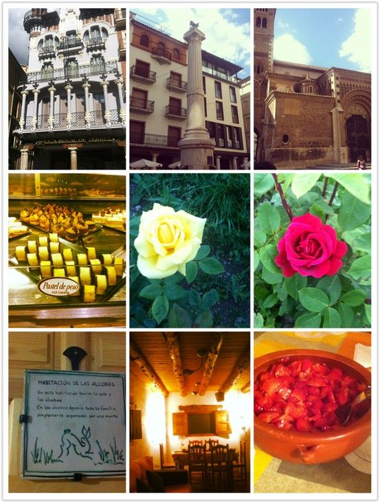 #Teruel #Torico #pasteles de peso #dulces amantes de Teruel #rosas #roses #fresas #strawberries El Rincón de la Talega #countryhouse