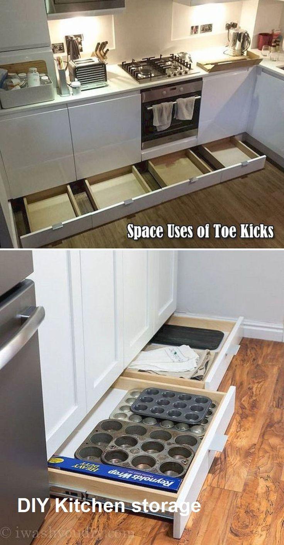 Kitchen Storage Cabinets Diy Kitchen Diy Kitchen Renovation Kitchen Cabinet Design