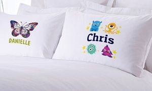Groupon - One or Two Personalized Teen's or Kid's Pillowcases from Monogram Online (83% Off). Groupon deal price: $5