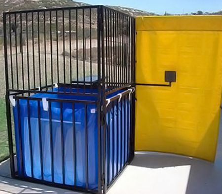 Dunk Tank are a fun rental in Chattanooga, Tn. Renting Dunk tanks are the best Party Rental in Hixson,Tn