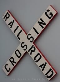 For Chase's train room....