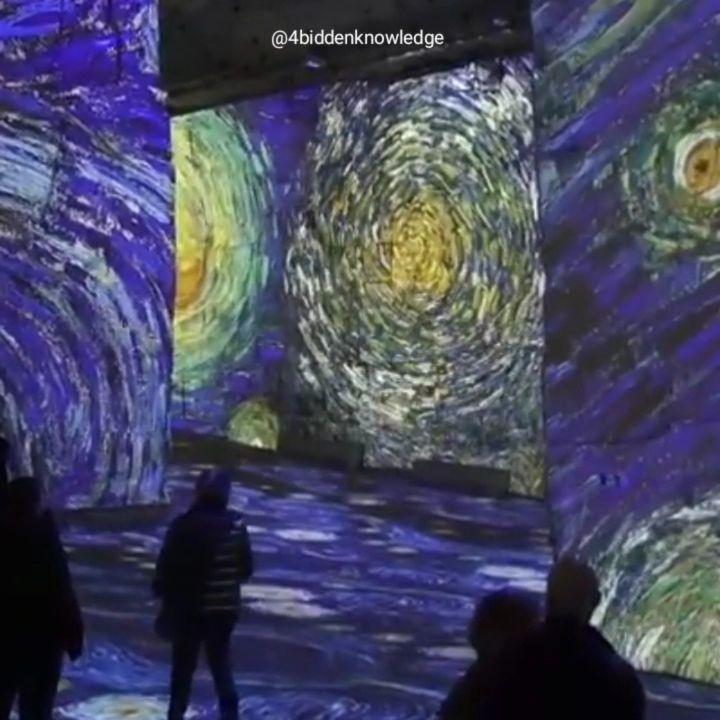 "Forbidden Knowledge on Instagram: ""Van Gogh's 'Starry Night"
