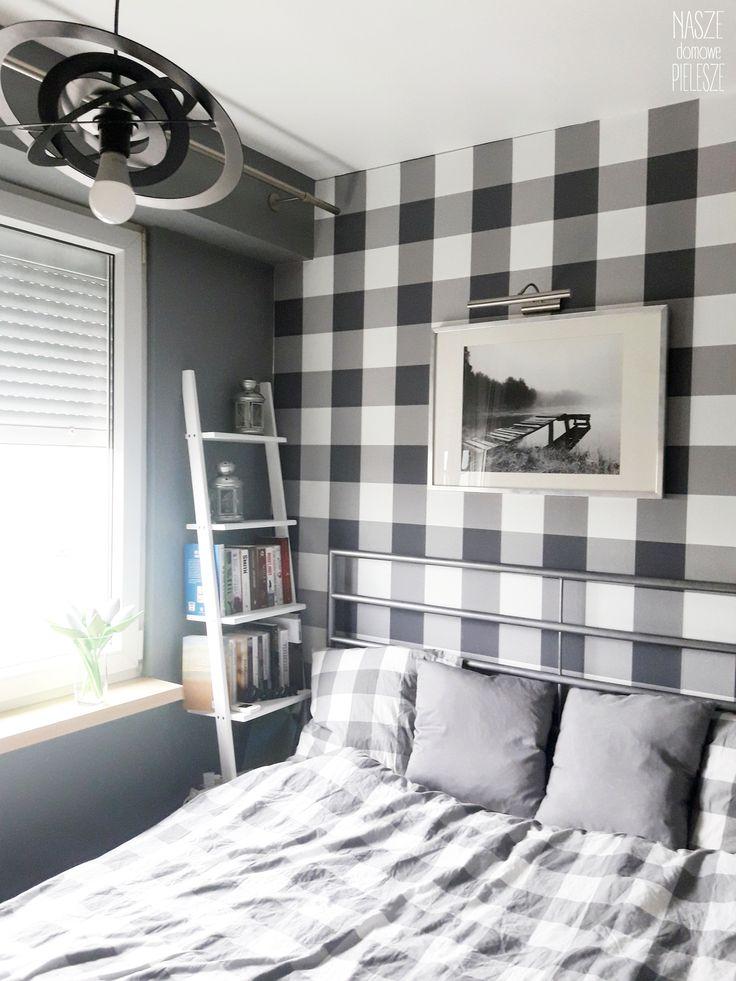 Drabinka jako regał w sypialni   #ladder #laddershelf #drabinka #drabina #regał #homedecor #homespace #interiorideas #interiordesign #sypialnia #bedroom #bedroomideas