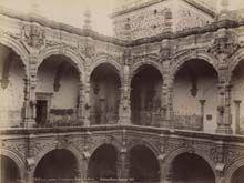 Fotos Antiguas de Querétaro, Primera parte 1867 - 1934, PORTAL AQUI QUERETARO