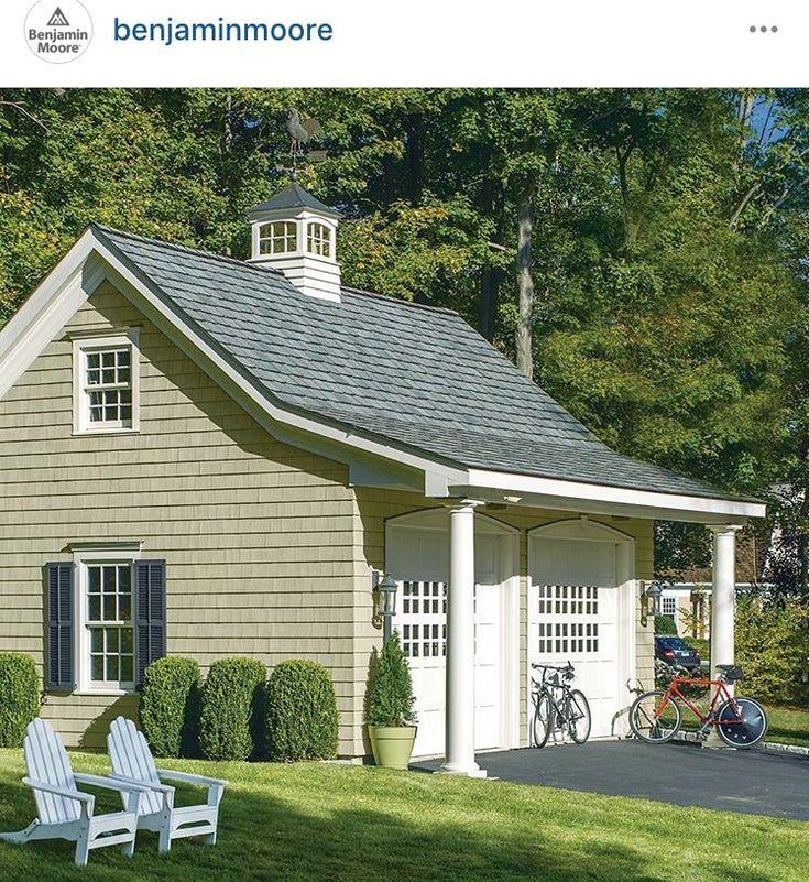 Best 20 bennington gray ideas on pinterest benjamin - Benjamin moore shaker gray exterior ...