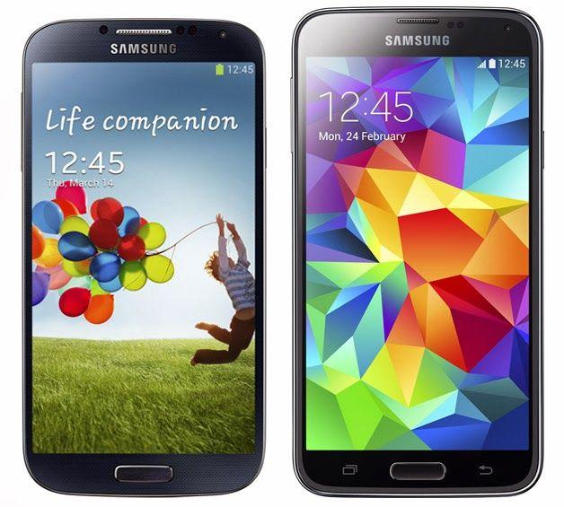 ¿Hay razones para cambiar el Galaxy S4 por el Galaxy S5?, Aquí las Comparación. | Ruta Tecnológica | Encargados De Expandir Noticias