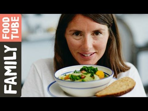 Jools Wholesome Veg and Bean Soup | Vegetable Recipes | Jamie Oliver