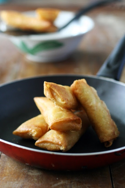 My Recipe: Chicken Spring Roll (Lumpia Ayam) | yummy with me