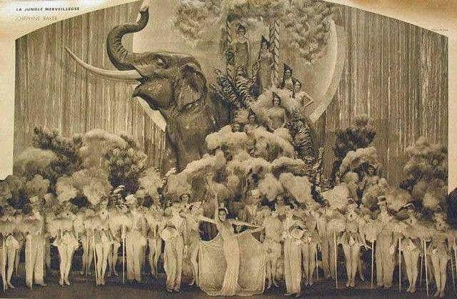 vintage everyday: Vintage Ziegfeld Follies and Folies Bergère Costumes