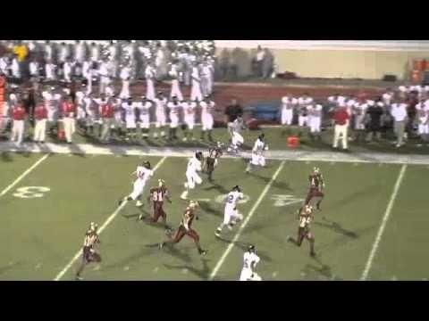 Cam McDaniel Senior Highlights 2010 #stud
