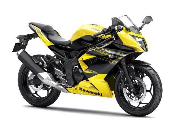 New Kawasaki Ninja 250 ---And I'll paint it yellow. :)