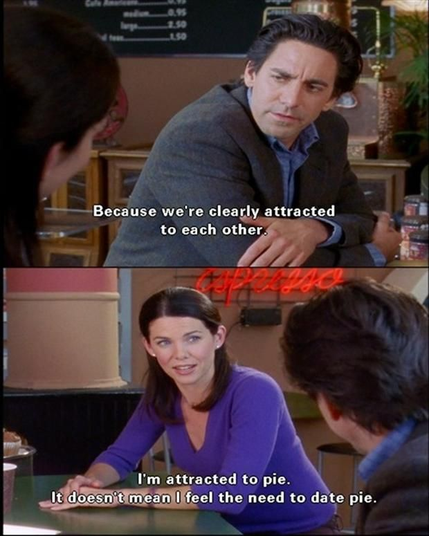 Gilmore girls- one of the funniest shows. Really never gets old :)