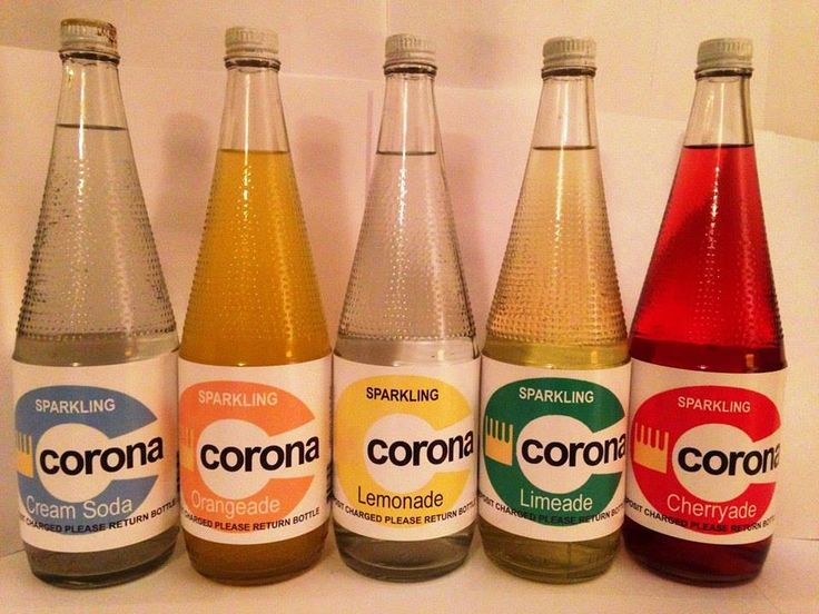 1960s pop (Cherryade was my favourite. Like most things in the early 60s it was delivered to the house). >>Limeade was my favourite. And how about 'Cream Soda'? Wasn't sure about that one!