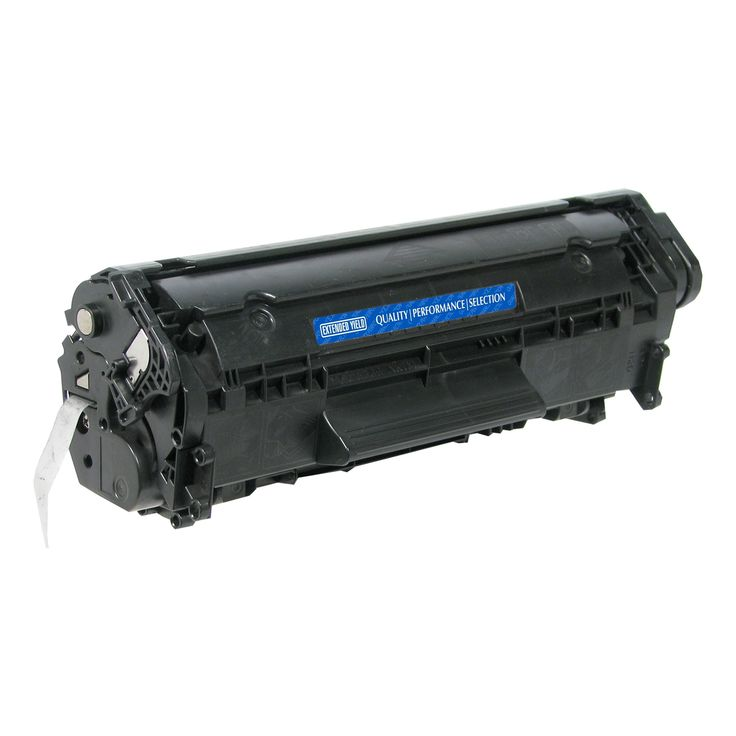 V7 Remanufactured Extended Yield Toner Cartridge for HP Q2612A (HP 12A) – 2000 page yield | Overstock.com Shopping – The Best Deals on Printer Toner