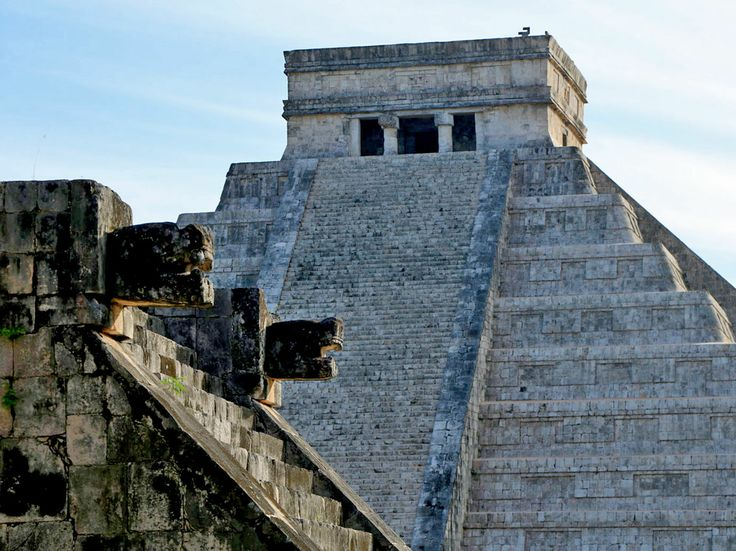 Chichen Itza Zona Arqueologia