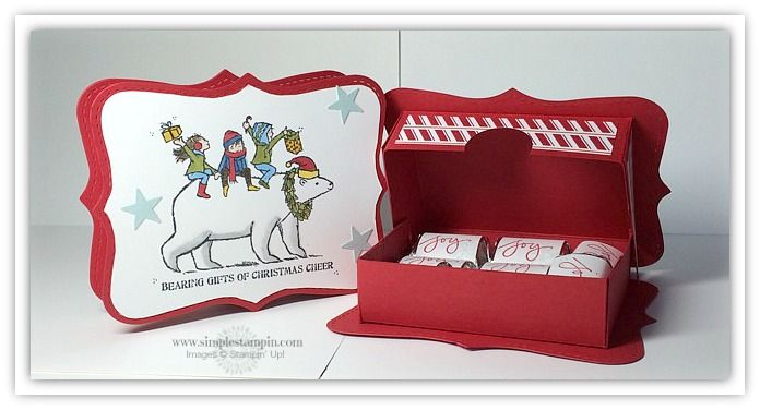 Great little gift idea from Simple Stampin