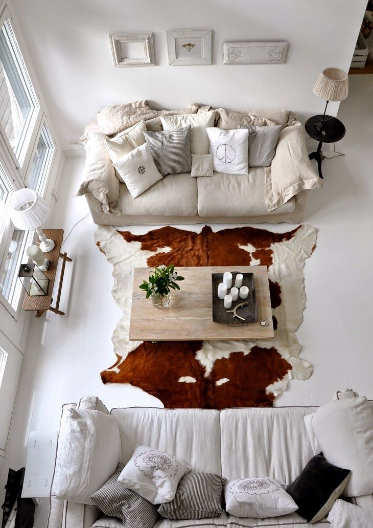 60 Best Cowhide Rugs Images On Pinterest Home Ideas