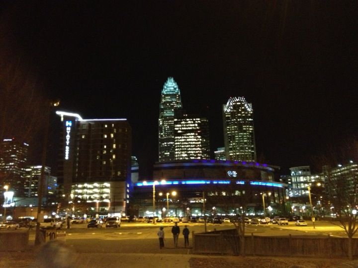 Time Warner Cable Arena | Home to the NBA's Charlotte Bobcats