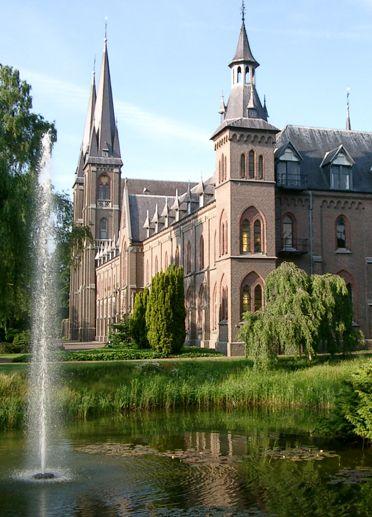 Trappistenabdij Onze Lieve Vrouw van Koningshoeven, Berkel-Enschot.