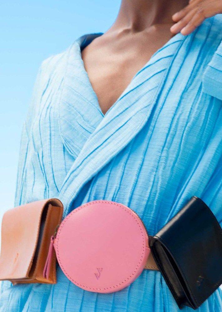 Top Handbag Trends Spring 2017 | The Look-At-Me Crossbody | Vere Verto Deco in Multi-Color, $340; at Vere Verto