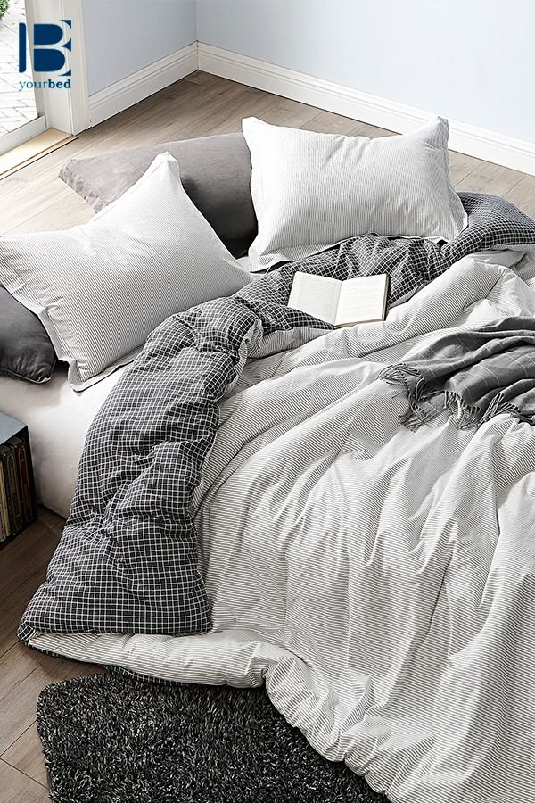 Black And White Twin Extra Long Queen And King Bedding Best