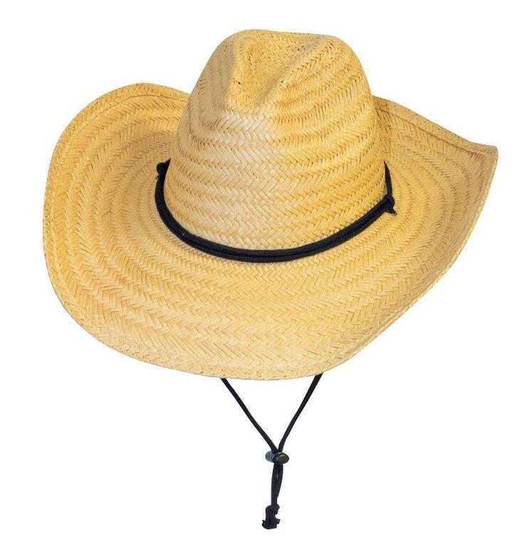 Ψάθινο Καπέλο Scippis Cattleman | www.lightgear.gr