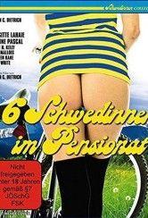 Superporno girls in un college svedese - In una piccola scuola per le ragazze, la Signorina Klein percorre una via molto rigorosa. Questo deve essere così, perché le 6 svedesi bionde, Greta, Inga, Kerstin, Lil, Astrid e Selma sono