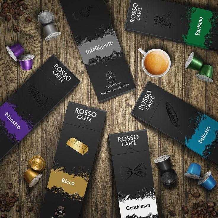 Compatible Capsules for Nespresso OriginalLine Machines