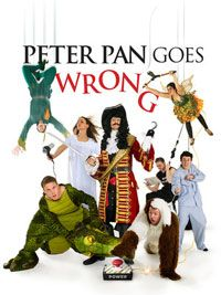 Movie Lover: Peter Pan Goes Wrong (2016) Full Movie Online
