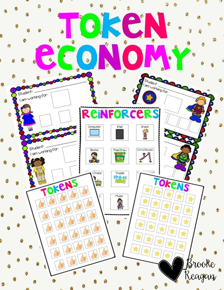 Student behavior can be a challenge. Use token economy in your classroom to motivate you students to work and behave correctly. Students pick their reinforcer and earn tokens to receive their reinforcer.