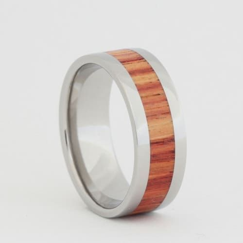 34 Unconventional Wedding Band Options For Men