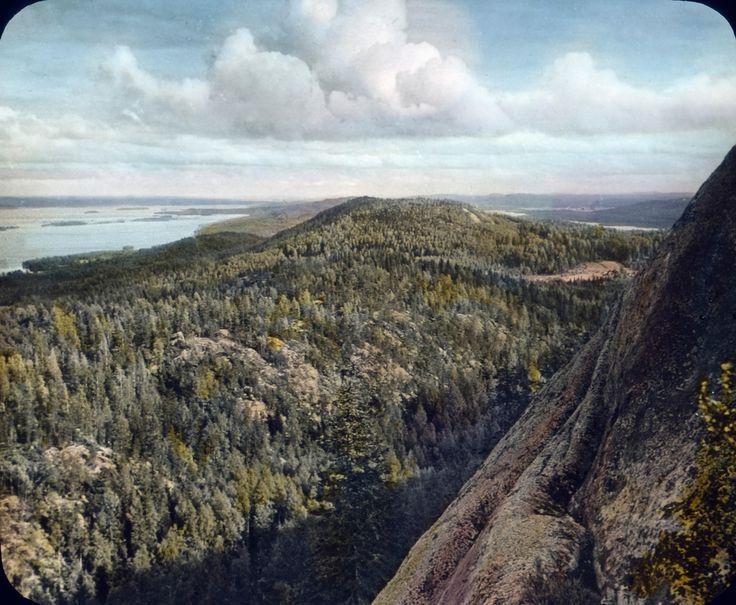 Matkalla 1920-luvun Suomessa - tältä tutut paikat silloin näyttivät