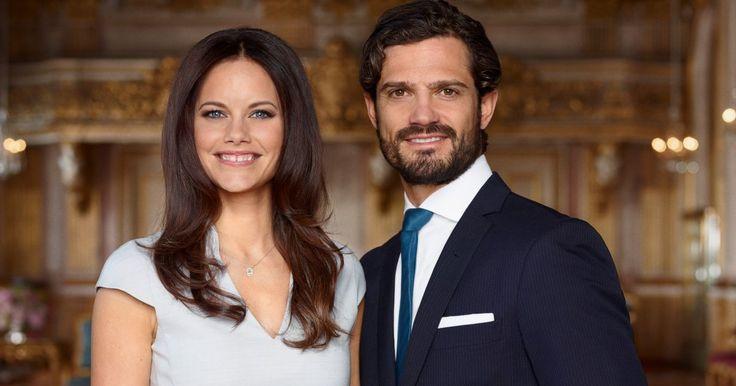 In Plauderlaune:Carl Philip und seine Sofia von Schweden sprechen über ihren ungeborenen Nachwuchs.